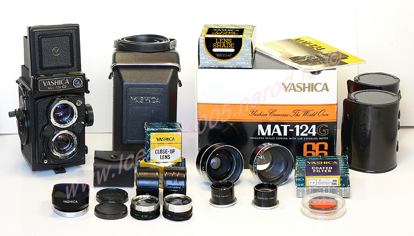 yashica mat 124g инструкция на русском